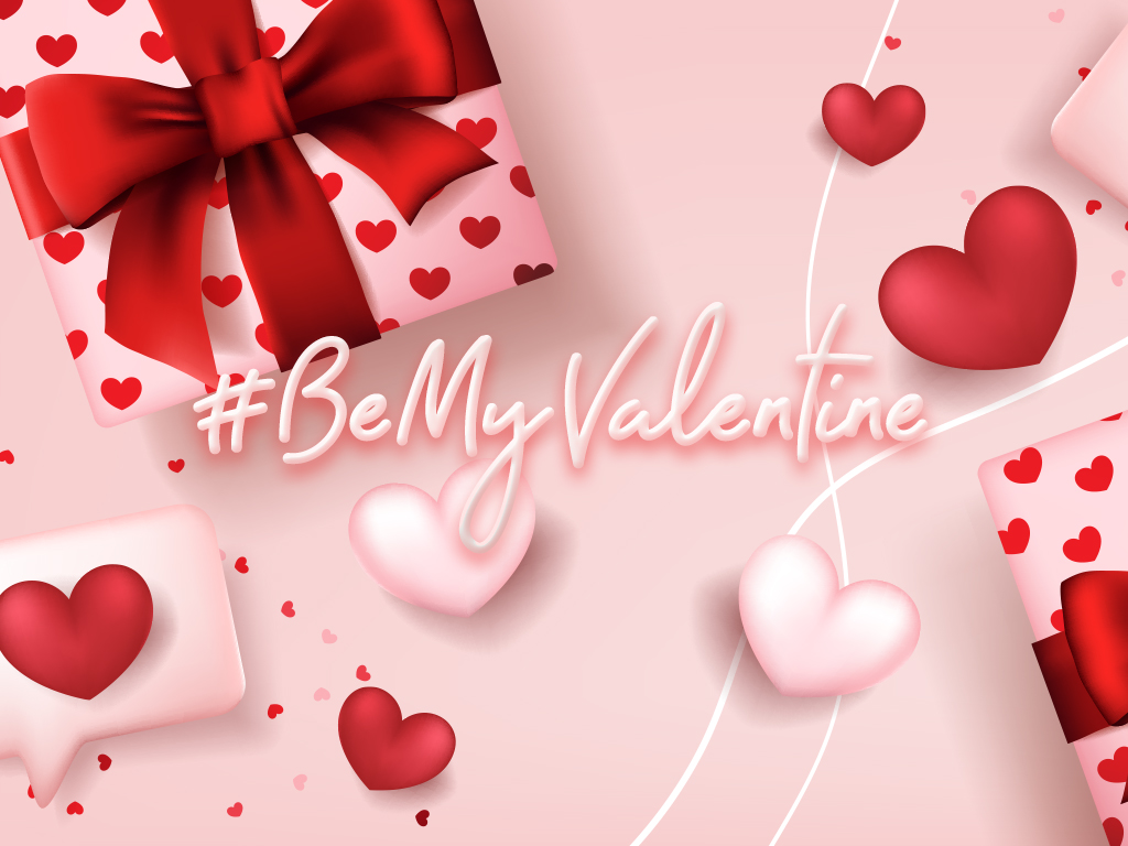 BeMyValentine-poster