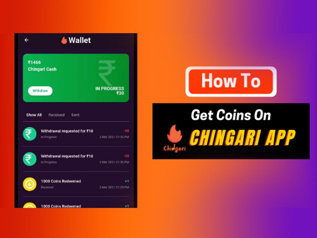 Chingari Coins