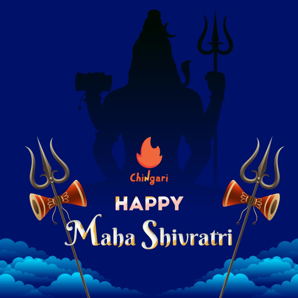 Happy Maha Shivratri 1