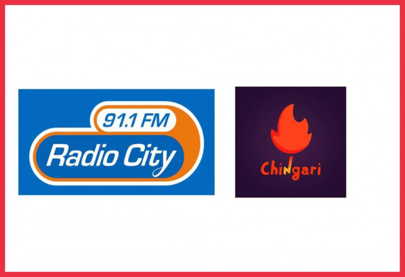 chingari-and-radio-city-promote-the-exceeding-demand-of-digital-content