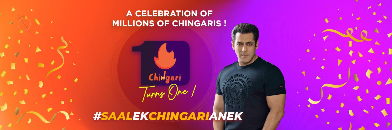 First-anniversary-of-chingari-and-launch-of-chingari-anthem