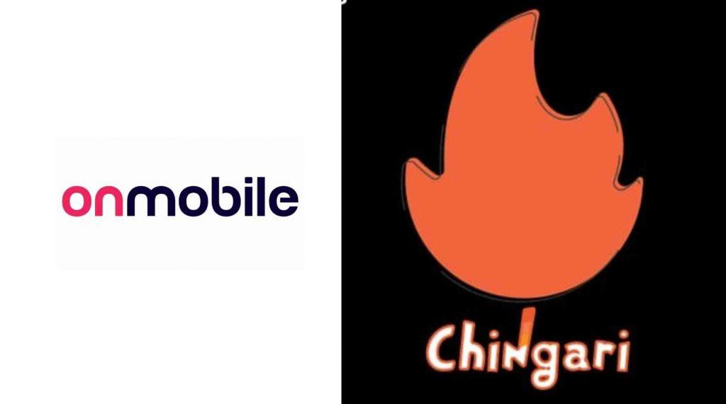 partnership-of-OnMobile-on-Chingari
