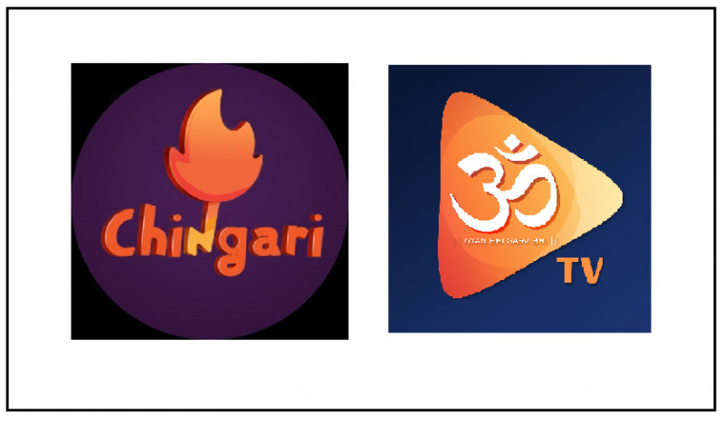 Chingari-and-omtv-partners-to-provide-access-to-cultural-content